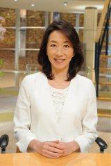 テレビ朝日の新情報番組『サンデーステーション』キャスターを務める長野智子