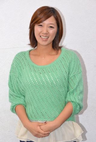 サムネイル 祝福のコメントに感謝した美奈子 (C)ORICON NewS inc.
