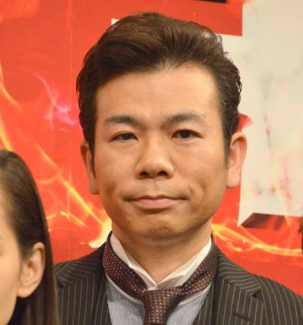 関西テレビ・フジテレビ系連続ドラマ『嘘の戦争』制作発表に出席したマギー (C)ORICON NewS inc.