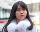 『ネスカフェ キットカット アイスリンク オープニングセレモニー』に出席した桜井美南 (C)ORICON NewS inc.