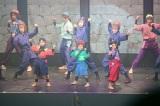 ミュージカル『「忍たま乱太郎」第8弾 がんばれ五年生!技あり、術あり、初忍務!!』の公開ゲネプロ (C)ORICON NewS inc.