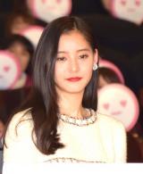 映画『僕らのごはんは明日で待ってる』の初日舞台あいさつに出席した新木優子 (C)ORICON NewS inc.