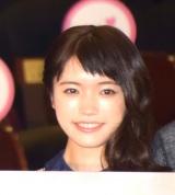 映画『僕らのごはんは明日で待ってる』の初日舞台あいさつに出席した美山加恋 (C)ORICON NewS inc.