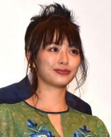 映画『Bros.マックスマン』初日舞台あいさつに登壇した内田理央 (C)ORICON NewS inc.