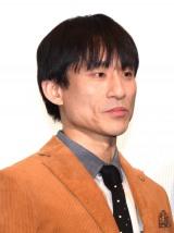 映画『Bros.マックスマン』初日舞台あいさつに登壇したなだぎ武 (C)ORICON NewS inc.