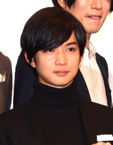 映画『Bros.マックスマン』初日舞台あいさつに登壇した千葉雄大 (C)ORICON NewS inc.