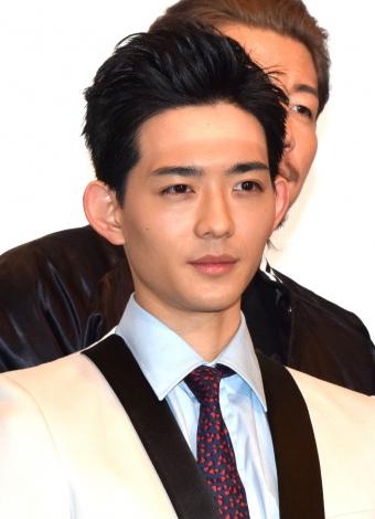 映画『Bros.マックスマン』初日舞台あいさつに登壇した竜星涼 (C)ORICON NewS inc.