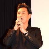 映画『THE ACTOR』の舞台あいさつに出席した野村宏伸 (C)ORICON NewS inc.