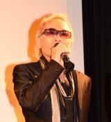 映画『THE ACTOR』の舞台あいさつに出席した円道シャーク・一成 (C)ORICON NewS inc.