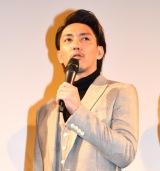 映画『THE ACTOR』の舞台あいさつに出席した金子昇 (C)ORICON NewS inc.