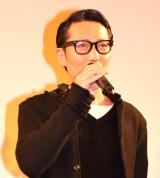 映画『THE ACTOR』の舞台あいさつに出席した宮本大誠 (C)ORICON NewS inc.