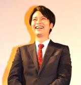 映画『THE ACTOR』の舞台あいさつに出席した篠田光亮 (C)ORICON NewS inc.