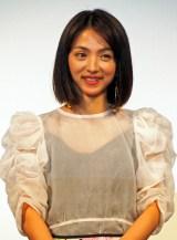 『カルテット』試写会に出席した満島ひかり (C)ORICON NewS inc.