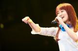 夢の日本武道館公演を実現したLittle Glee Monsterの芹奈 Photo by 三吉ツカサ(Showcase)
