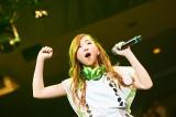 夢の日本武道館公演を実現したLittle Glee MonsterのMAYU Photo by 三吉ツカサ(Showcase)
