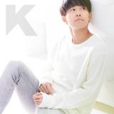 K、移籍第1弾シングル「シャイン」(初回盤)
