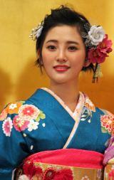 「AKB48グループ成人式記念撮影会」に参加したHKT48の兒玉遥 (C)ORICON NewS inc.