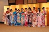 AKB48の新成人メンバー (C)ORICON NewS inc.