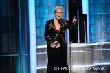 『第74回ゴールデン・グローブ賞』メリル・ストリープがセシル・B・デミル賞を受賞。スピーチで差別と暴力への反対を訴えた