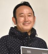 映画『14の夜』大ヒット御礼舞台あいさつに出席した足立紳監督 (C)ORICON NewS inc.