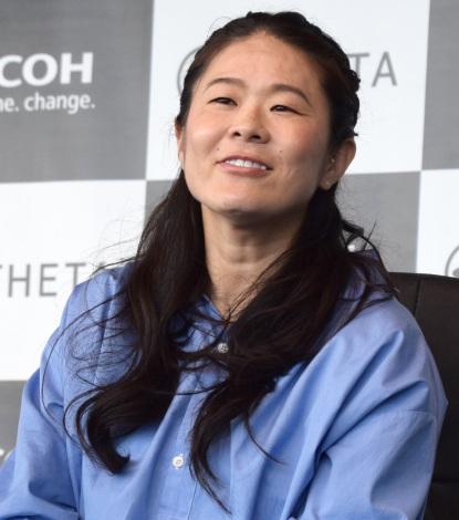 サムネイル 第1子出産を報告した澤穂希さん(C)ORICON NewS inc.