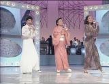 『新春夢の競演』では雪村いづみ、江利チエミさんと共演