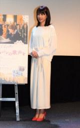 映画『天使にショパンの歌声を』トークイベントに登場した加藤綾子アナウンサー (C)ORICON NewS inc.