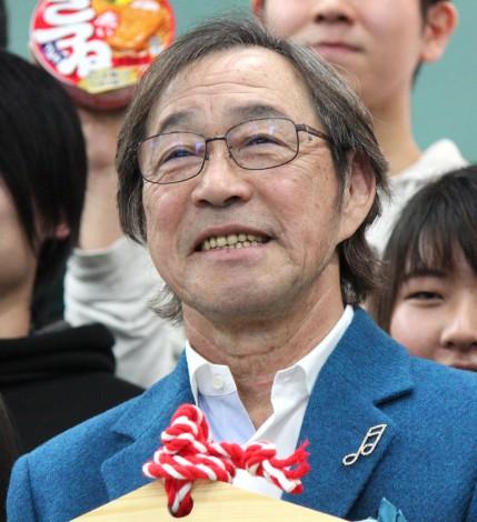 『マルちゃん がんばれ!受験生 応援会2017』に出席した武田鉄矢 (C)ORICON NewS inc.