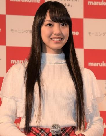 モーニング娘。'17 の飯窪春菜 (C)ORICON NewS inc.
