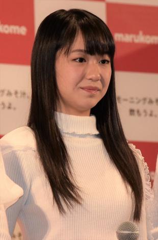 モーニング娘。'17 の野中美希 (C)ORICON NewS inc.