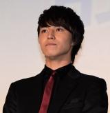 映画『一週間フレンズ。』完成披露試写会に出席した松尾太陽 (C)ORICON NewS inc.