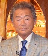 72歳で地上波新レギュラー番組を担当するみのもんた(C)ORICON NewS inc.