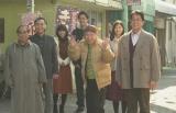 1月20日スタート、テレビ東京系金曜8時のドラマ『三匹のおっさん3』気づけば朝ドラ出演者祭りに(C)テレビ東京