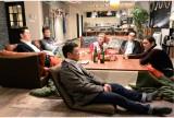 1月13日スタート、テレビ東京系ドラマ24『バイプレイヤーズ〜もしも6人の名脇役がシェアハウスで暮らしたら〜』第1話より(C)「バイプレイヤーズ」製作委員会