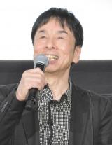 劇場版『新・ミナミの帝王 THE KING OF MINAMI』初日舞台あいさつに出席した瑠東東一郎監督 (C)ORICON NewS inc.