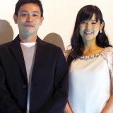 映画『トマトのしずく』で夫婦役を演じた吉沢悠(左)と小西真奈美(右) (C)ORICON NewS inc.