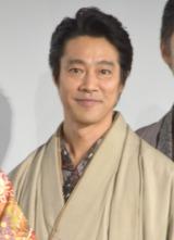 映画『本能寺ホテル』初日舞台あいさつに出席した堤真一 (C)ORICON NewS inc.