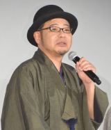 映画『本能寺ホテル』初日舞台あいさつに出席した田口浩正 (C)ORICON NewS inc.