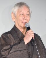 映画『本能寺ホテル』初日舞台あいさつに出席した近藤正臣 (C)ORICON NewS inc.