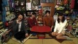 1月27日放送、MBS『大阪ゲーム荘』(左から)川島明(麒麟)、竹若元博(バッファロー吾郎)、井上聡(次長課長)、浅川梨奈(SUPER☆GiRLS)が出演(C)MBS