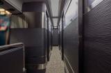 業界初、完全個室型の豪華夜行高速バス「DREAM SLEEPER(ドリームスリーパー)」車内