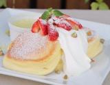 「幸せのパンケーキ」が横浜中華街にオープン! 限定パンケーキも登場
