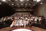 大雪の中、257人のファンが観覧に訪れた(C)NHK