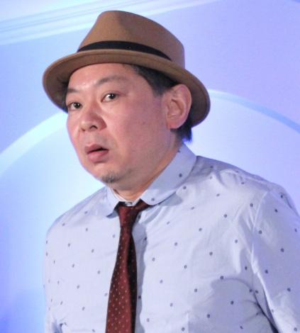 ドラマ『奪い愛、冬』の記者発表会に出席した鈴木おさむ (C)ORICON NewS inc.