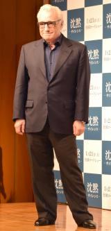 来日会見を行ったマーティン・スコセッシ監督 (C)ORICON NewS inc.