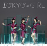 Perfumeニューシングル「TOKYO GIRL」通常盤ジャケット