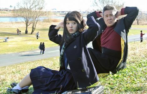 宇梶剛士(右)も出演=ドラマ『レンタルの恋』(C)TBS