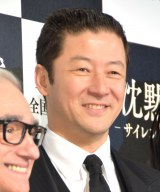 映画『沈黙-サイレンス-』ジャパンプレミアに出席した浅野忠信 (C)ORICON NewS inc.