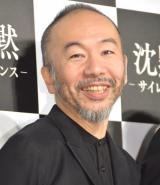 映画『沈黙-サイレンス-』ジャパンプレミアに出席した塚本晋也 (C)ORICON NewS inc.