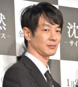 映画『沈黙-サイレンス-』ジャパンプレミアに出席した加瀬亮 (C)ORICON NewS inc.